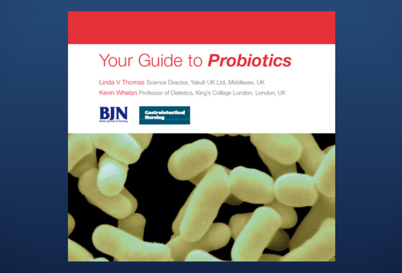 Guide to probiotics FN